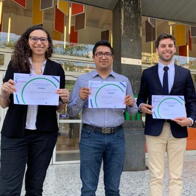 IUIS et EIT Health : Nos PhDs à l'honneur