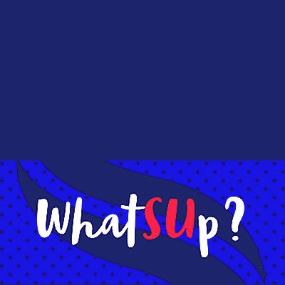 WhatSUp ? – votre avis nous intéresse !