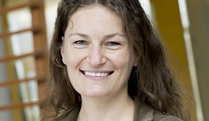 Julia Sliwa reçoit le Prix Peter and Patricia Grubers
