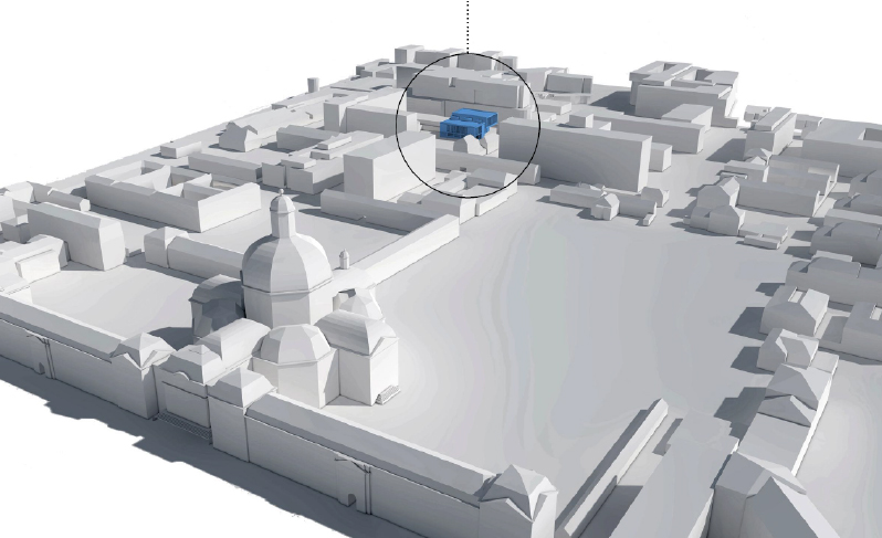 Lancement du projet : centre de simulation – attentats