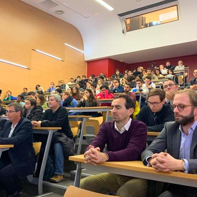 Beau succès pour les 3 jours des ID4Health 2019 @Sorbonne Université, Paris