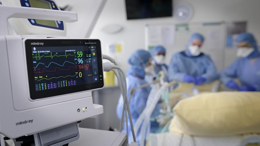 Indicateurs précoces du besoin en lits de réanimation pendant l'épidémie de Covid-19